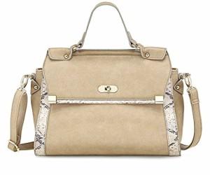 Handtasche Tiana von Tamaris in beige