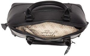 Die KORRY Handtasche von Guess in Schwarz