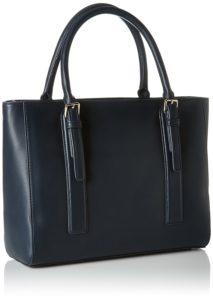 Die CHERRY Tote Bag von Tommy Hilfiger in Blau.