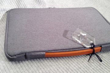 Laptoptaschen von Inateck in Grau