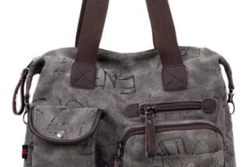 Handtasche im Urban-Look von OULII