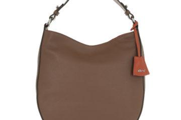 Die ADRIA Hobo Bag von Abro in Braun.