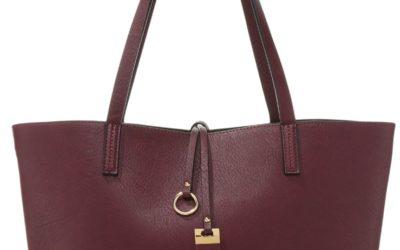 Anna Field Handtasche burgundy