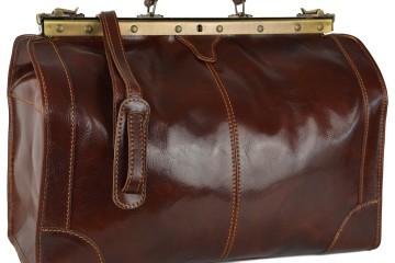 Die Artzttasche von Bags4Less aus echtem Leder