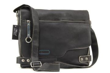 Der robuste Messenger Bag Camden von Ashwood Leather