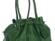 Grüner Shopper von Big Handbag Shop