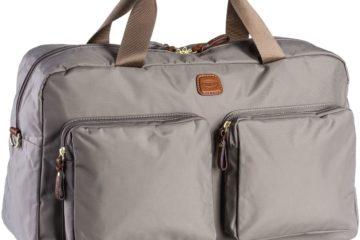 Die X-Travel Reisetasche 46 von Bric's in Grau