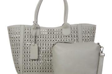 Shopper-Bag von Buffalo in Grau