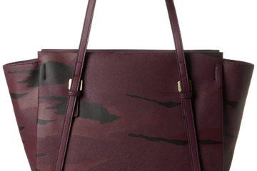 Die MARISSA Tote Bag von Calvin Klein Jeans in Bordeaux