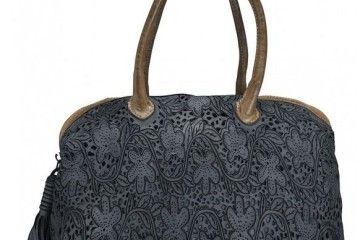 Caterina Lucchi Shopper schwarz