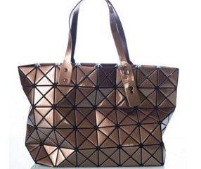 CUBIC STYLE geometrische Handtasche