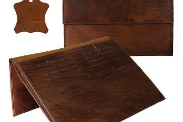 Laptoptasche aus Büffelleder von eFabrik