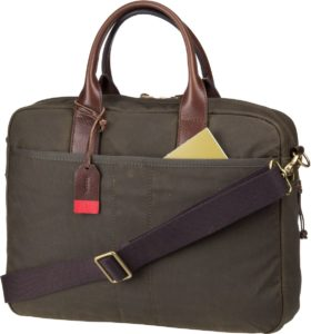 Die DEFENDER Workbag von Fossil in Grau.