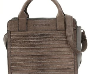 Handtasche Perfect Match von Fredsbruder in Dark Grey