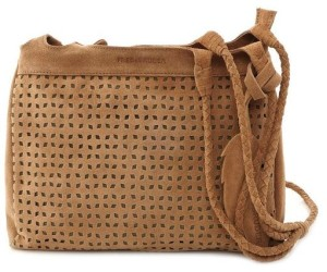 Beige Handtasche Strawberry Fields von Fredsbruder