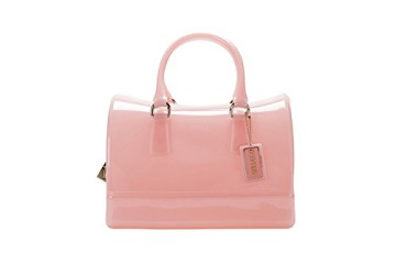 Der Candy Bag von Furla in Pink