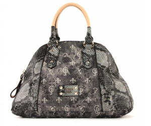 Guess Finley Dome Satchel Damentasche