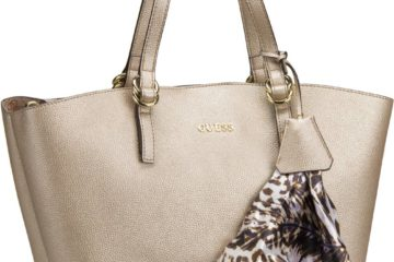 Der Tulip Carryall Shopper von Guess in Beige