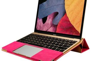 Pinke MacBook Hülle von Jisoncase