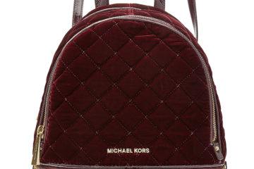Rucksack von MICHAEL Michael Kors in Burgund