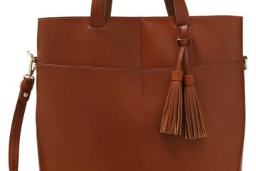 Shopping Bag von mint&berry in Braun