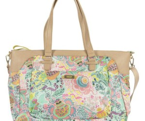 Oilily Paisley Tasche in pastell