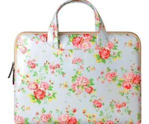 Laptop-Hülle von Onite Blumen- Design