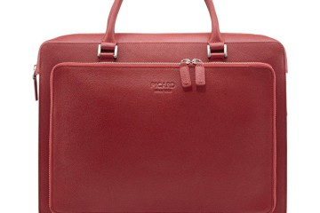 Soho Picard Laptoptasche in rot