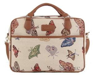 Signare Akten-/Laptoptaschen mit Schmetterlingsmuster