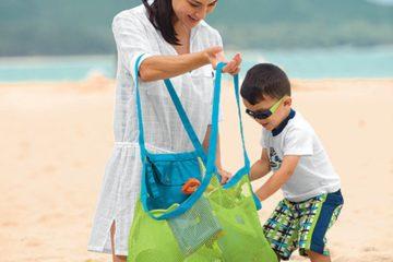 TFY zusammenfaltbare Strandtasche