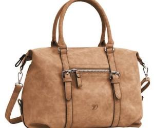 Braune Handtasche Verena von Tom Tailor