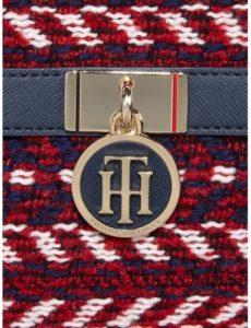 Die American Icon To Handtasche von Tommy Hilfiger in Dunkelblau