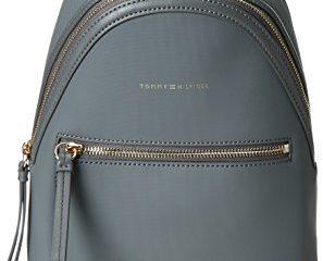 Rucksackhandtasche von Tommy Hilfiger in Grau