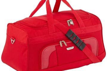 Travelite Orlando rote Reisetasche